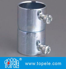 Hot Dip Galvanized EMT Conduit Fittings With American Standard Steel Set Screw