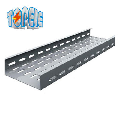 Galvanized Steel 1.2mm Electrical Cable Tray Supporting System